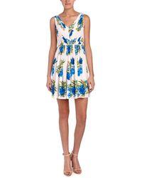 Boden Dress - Blue