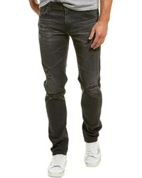 AG Jeans Tellis 8 Years Graduate Modern Slim Leg - Black