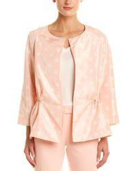 Anne Klein Jacket - Pink