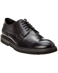 Tod's Leather Derby - Black
