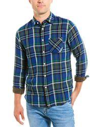 Rag & Bone Fit 3 Beach Shirt - Blue
