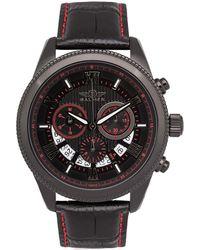 Balmer Leather Watch - Multicolour