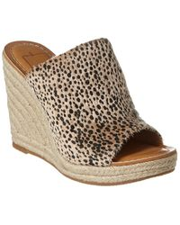 Dolce Vita Nado Wedge Sandal - Brown