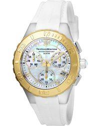 TechnoMarine Women's Cruise Medusa Watch - Metallic