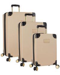 Vince Camuto - Elizah 3pc Hardside Luggage Set - Lyst