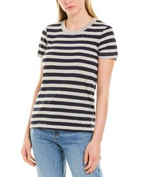 Stateside Striped T-shirt - Blue