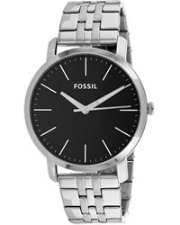 Fossil Men's Luther Watch - Metallic