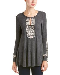 ANAMÁ - Embroidered Tunic - Lyst