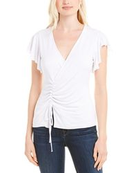 Bailey 44 Lucy Top - White