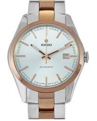Rado Stainless Steel Watch - Metallic