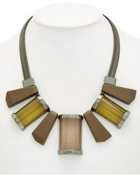 Lafayette 148 New York - Necklace - Lyst