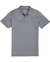 Bonobos Slim Fit The M-flex Golf Polo - Gray