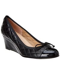 French Sole - Juniper Leather Wedge - Lyst