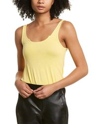 n:PHILANTHROPY Istanbul Bodysuit - Yellow