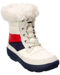 Sperry Top-Sider Bearing Plushwave Boot - White