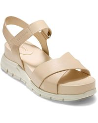 Cole Haan Zerogrand Ii Leather Sandal - Multicolor