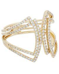 Diana M. Jewels - . Fine Jewelry 14k 0.61 Ct. Tw. Diamond Ring - Lyst