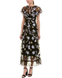 Alice McCALL Floating Delicately Maxi Dress - Black