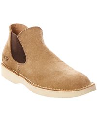 UGG Camino Suede Chelsea Boot - Brown
