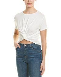 Sage the Label Bridget Top - White
