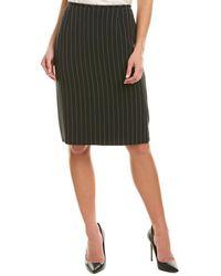 Tahari Tahari Asl Pencil Skirt - Black