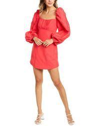 C/meo Collective Collective Over Again Dress - Pink