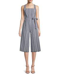 Lucca Couture Mckenna Self-tie Jumpsuit - Multicolour