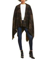 Missoni Wool-blend Cape - Black