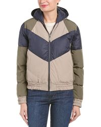 Anine Bing - Quilted Bomber Jacket - Lyst