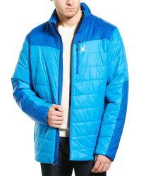 Spyder Glissade Jacket - Blue