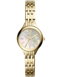 Fossil Suitor Watch - Metallic