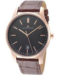 Jacques Lemans London Watch - Metallic
