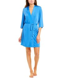 Natori Femme Robe - Blue