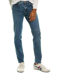 J Brand Tyler Pamilo Taper Leg Jean - Blue