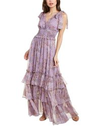 Alexis Tahnie Maxi Dress - Pink