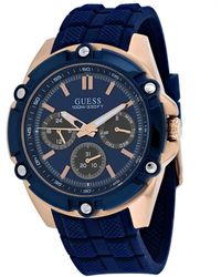 Guess Gents Watch - Blue