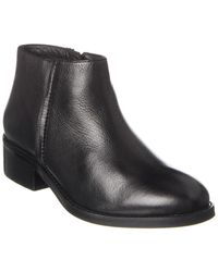Seychelles Resemblance Leather Bootie - Black