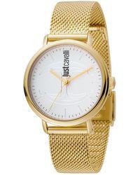 Just Cavalli Cfc Watch - Metallic