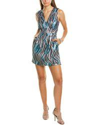 Ramy Brook Briella Dress - Blue