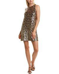 Ali & Jay Rawr Mini Dress - Brown