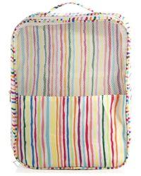 Shiraleah Orla Travel Shoe Bag - Multicolour