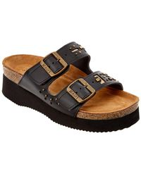 Naot - Tribeca Leather Sandal - Lyst