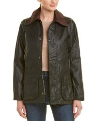 Barbour Classic Bedale Wax Jacket - Black