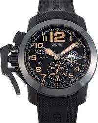 Graham Men's Watch - Black