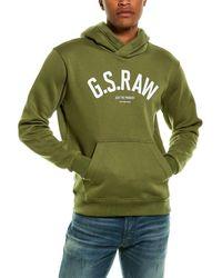 G-Star RAW Raw Ashor Hoodie - Green