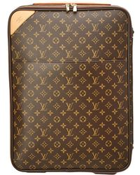 Louis Vuitton - Monogram Canvas Pegase 55 - Lyst