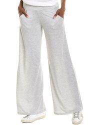 Melissa Masse Wide Leg Pant - Grey