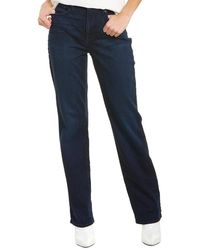 NYDJ Relaxed Straight Jean - Blue