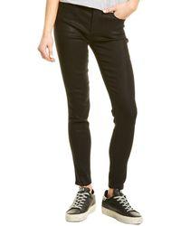 J Brand 620 Mid-rise Super Skinny Leg Jean - Black