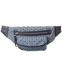 Tory Burch Nylon Belt Bag | 471 | Crossbody Bags - Blue